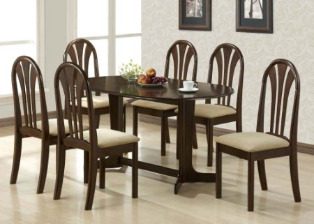 Cool 02190Te Espresso Dining Table Ross Hawaii Gmtry Best Dining Table And Chair Ideas Images Gmtryco